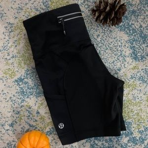 Lululemon yoga shorts
